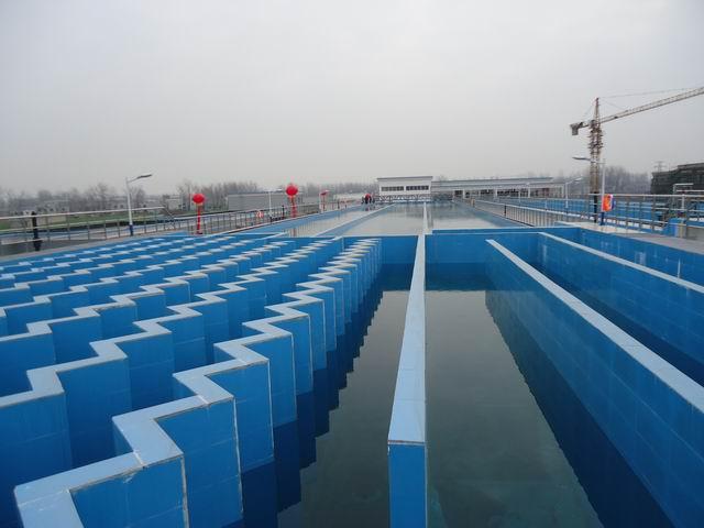 东区水厂清水池